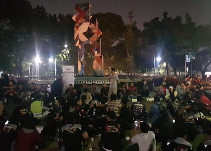 Ketua Presidium Ajak Biker Anggota Klub Sukseskan Gelaran Satu Dekade AHJ.