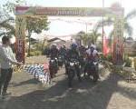 Bikers Honda Jawa Barat Rayakan HUT RI ke-74 dengan Convoy Merdeka, Bangga Menjadi Indonesia