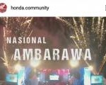 Breaking News.!! Honda Bikers Day (HBD) 2019 Nasional di Ambarawa.